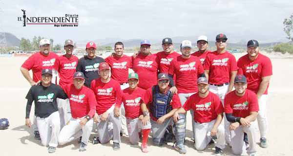 Continua la actividad de la Jornada #10 en la Liga de Béisbol de ''La Amistad''