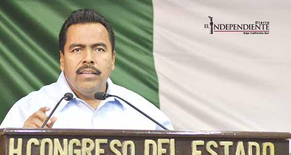 """Presentará Alfredo Zamora """"Iniciativa 3 de 3 para Empresarios"""" ante Congreso de BCS"""