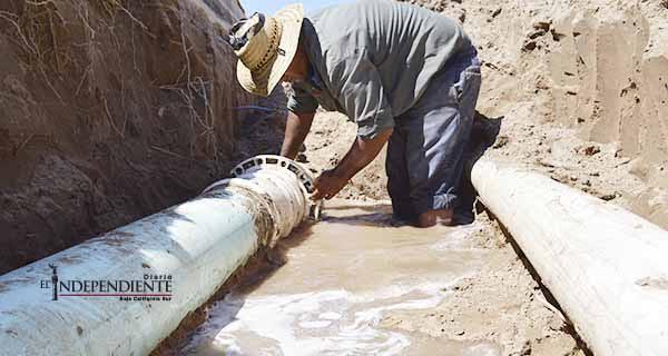Se procederá contra empresa que tiró 2 millones 808 mil litros de agua en La Paz
