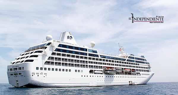 Este 8 de mayo llega el último crucero de la temporada a BCS