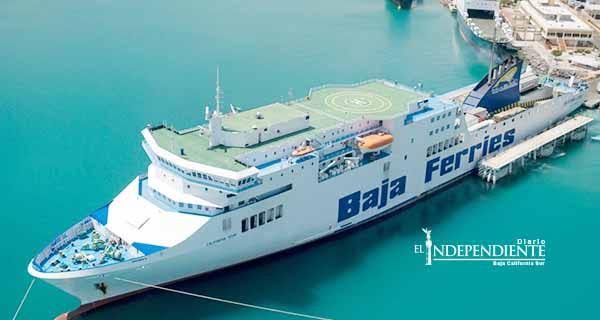 Podría la empresa Sudcaliforniana Baja Ferries operar entre Cuba y Miami: API