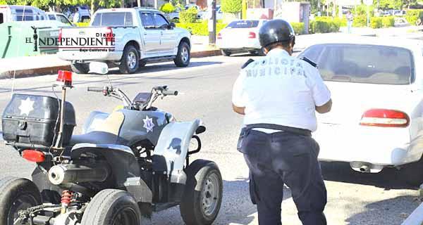 Sin facultades Ayto´s de BCS para obligar a infractores de tránsito a pagar sus multas