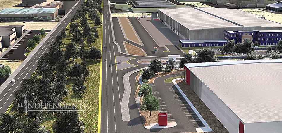 Necesaria la construcción otro parque industrial en La Paz: Canacintra