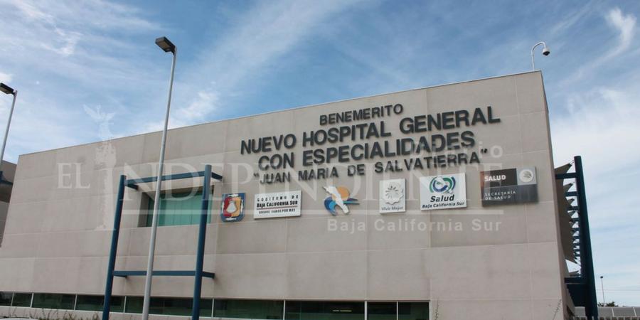 Colapsado y en crisis el Hospital Juan María de Salvatierra