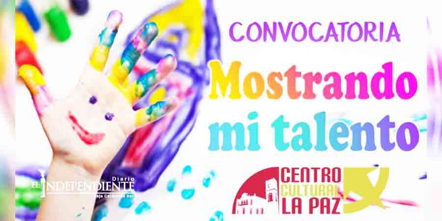 El centro cultural La Paz invita a participar en la convocatoria