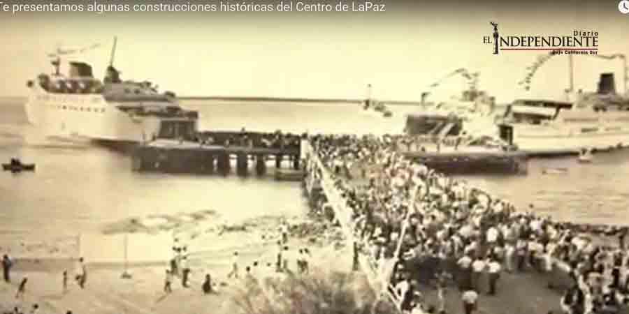 Te presentamos algunas construcciones históricas del Centro de LaPaz