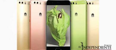 Huawei se suma a la competencia; llegan a México el P10 y P10 plus