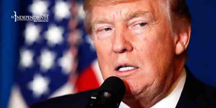 Ataque contra Siria, lo más conveniente para seguridad de EU: Trump