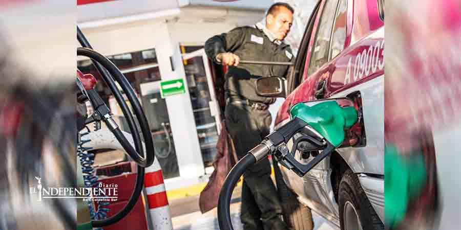 Precio de gasolina Magna subirá este martes