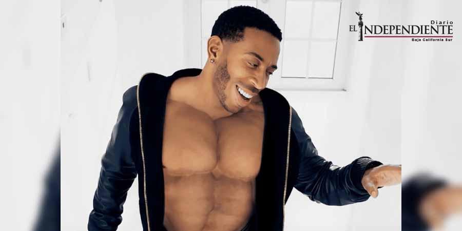Ludacris presume músculos falsos e internet 'se lo acaba'