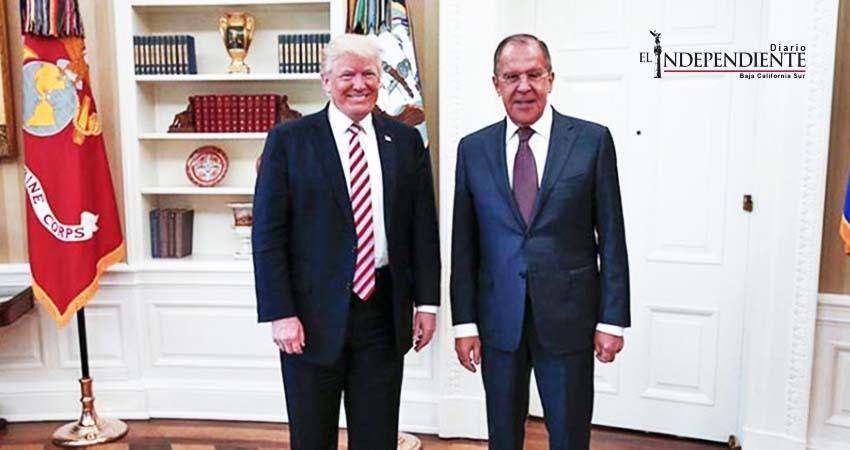 Casa Blanca desmiente que Trump haya revelado información secreta