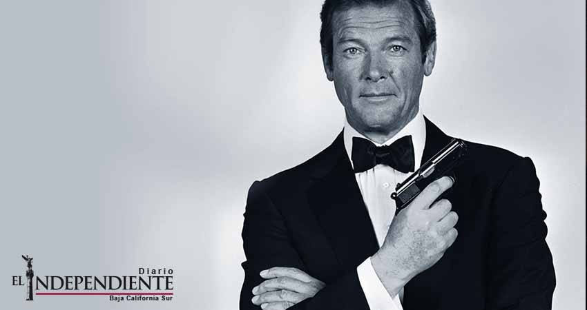 Fallece Roger Moore, actor de 'James Bond'