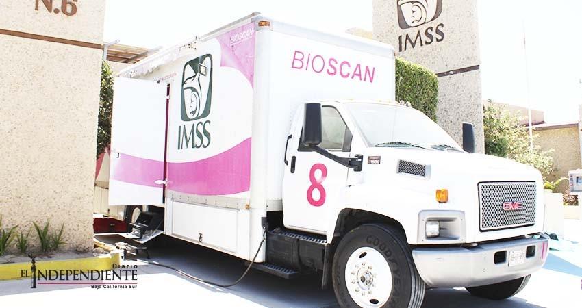 IMSS deberá informar sobre incidencia de cáncer de mama