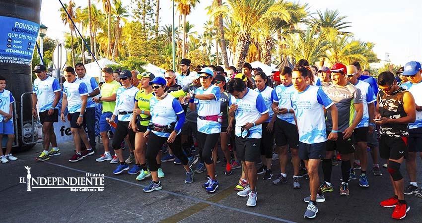 """Gran éxito en el """"Maratón de Vida"""""""