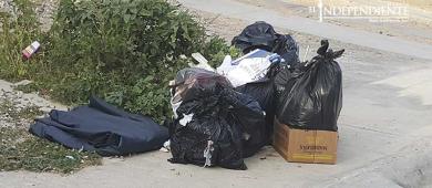 Más de una tonelada de basura al día generan negocios del centro de CSL
