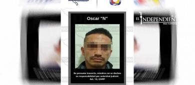 Detienen a dos personas con 750 dosis de cristal en La Paz