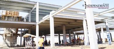 Lleva un avance del 15%  la construcción del nuevo Centro Estatal de Oncología
