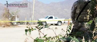 Inicia semana con dos ejecutados en Los Cabos