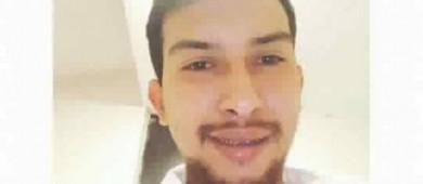 """Piden apoyo para localizar a Cristian Flores Lopez quien fue """"levantado"""""""