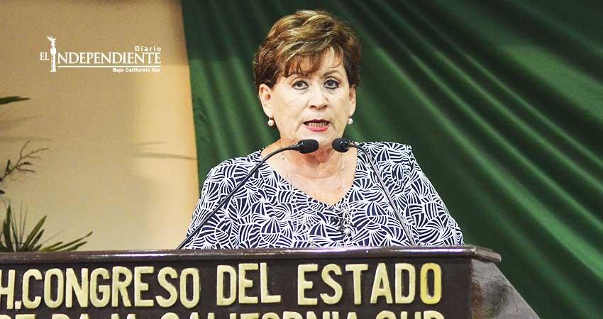 Compra de voto, única vía para que el PAN repita en el gobierno: Rosa Delia