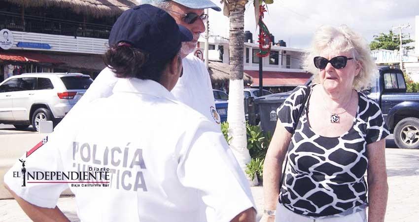 Crearán para La Paz un nuevo cuerpo de Policía Turística