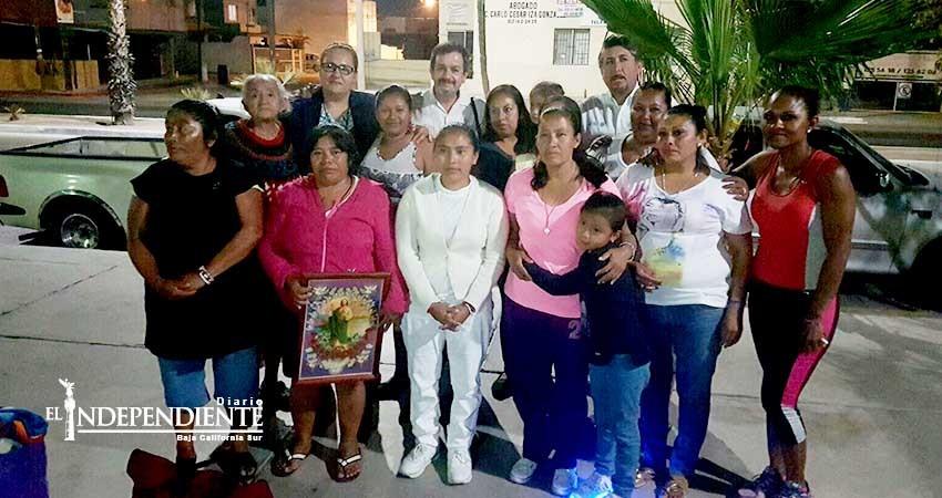 Liberan a indígenas detenidas en Los Cabos a finales del 2016