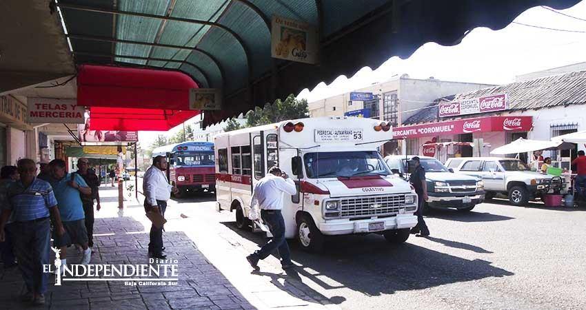 Debe Ayto de La Paz exhibir perfil de realizadora de estudio sobre transporte