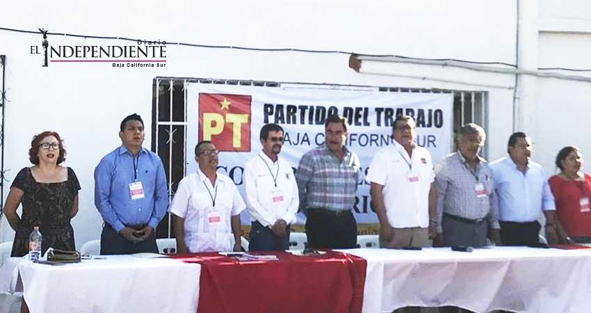 Buscará PT que alianza con Morena incluya al PRD y a MC
