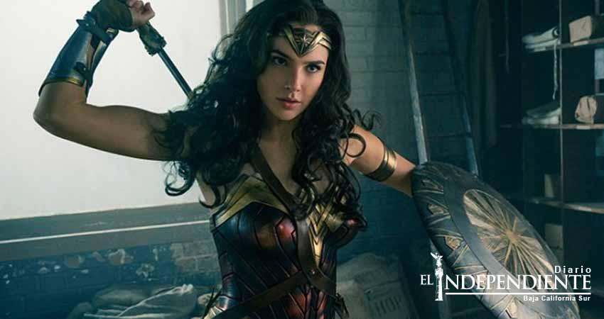 'Wonder Woman' sigue rompiendo récords de taquilla