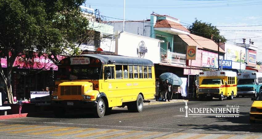 """Advierten de """"estudio a modo"""" para elevar tarifa del transporte en La Paz"""