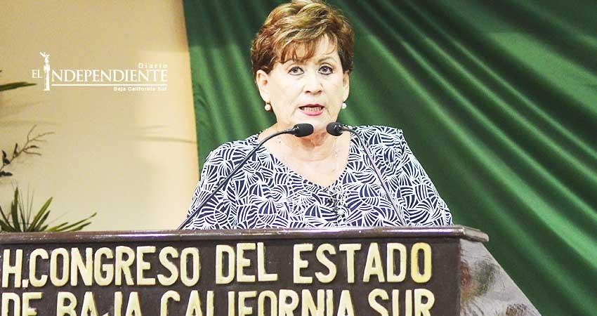"""Con la recaptura de """"El Babay"""" ya no hay riesgo en BCS: Rosa Delia"""