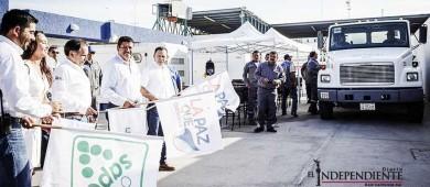 Convenio CONAGUA-SAPA La Paz fortalecerá distribución de agua en pipas