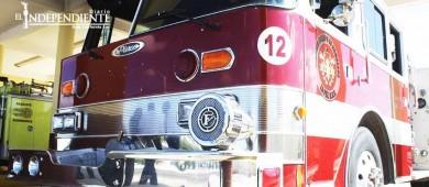 Donará Ayuntamiento de La Paz predio para subestación de bomberos Esterito