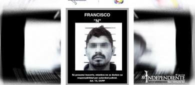 Ejecutan orden de aprehensión por delito de robo sobre vehículo