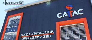 Recibe CATAC visto bueno de turistas que han solicitado ayuda