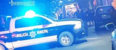 Dos personas heridas a balazos la noche de ayer en SJC