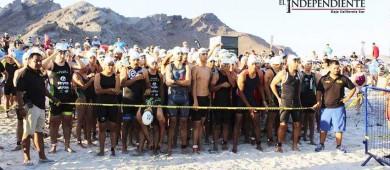 """De gran éxito el séptimo Triatlón Sprint """"El Tecolote"""" 2017"""