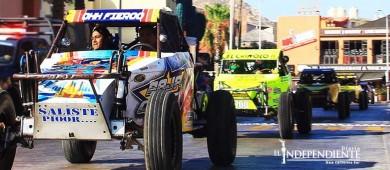 """Gran participación de autos y motos en la Carrera de Off Road """"Orsan Cabo 2050"""""""