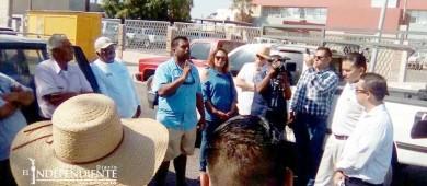 Protestan guías turísticos contra requisitos de convocatoria por Tiburón Ballena
