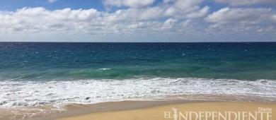 Confirma Coepris que mancha de agua en playas de CSL eran residuos fecales
