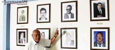 Después de 50 años, fundador del CREA  regresa a INSUDE