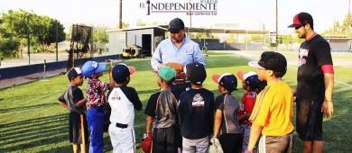 Selectivo sudcaliforniano se prepara para el Nacional de Béisbol