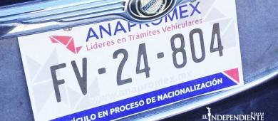"""No hay autoridad que ponga orden al tema de los autos """"chocolate"""": Canaco La Paz"""