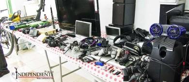 Avanza PGJE en recuperación de objetos robados, asegura procurador
