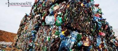 Seres humanos produjimos más de 8 millones de toneladas de plástico