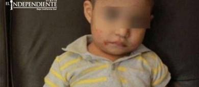 A más de 17 horas, aparece papá de niño hallado en plaza de NL