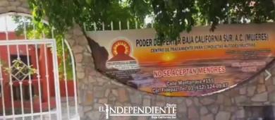 """Denuncian mujeres abusos en centro de rehabilitación """"Poder Despertar"""" de La Paz"""
