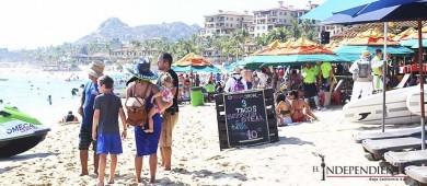 Comienza ordenamiento en playa El Médano