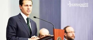 Descarta Peña Nieto cambios en su gabinete 1
