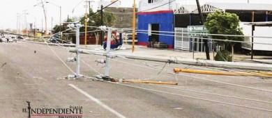 Preparada CFE para atender cualquier contingencia por huracán